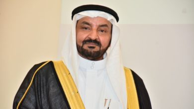 Photo of أ. خالد التويجري والفقيدة خالته